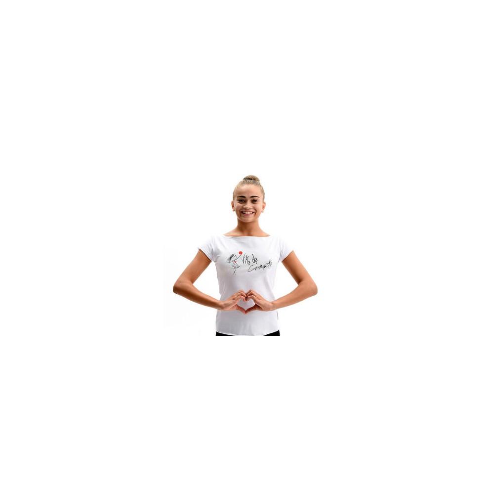 T-Shirt Vita da Ginnasta...