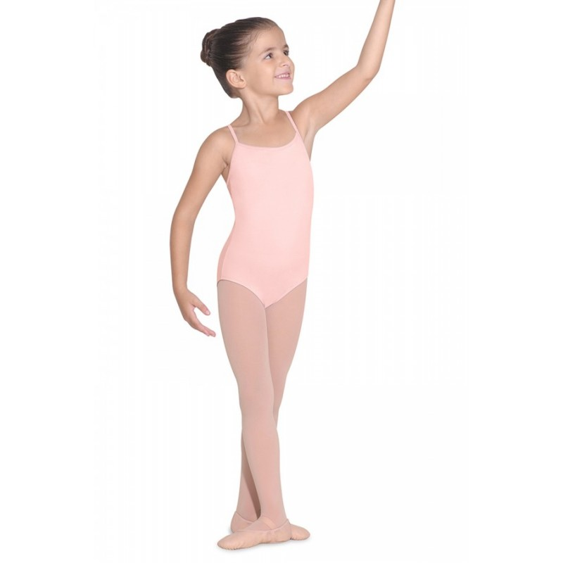 Body Bloch Nylon Bambina...