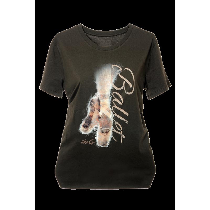 T-Shirt Ballet LikeG.
