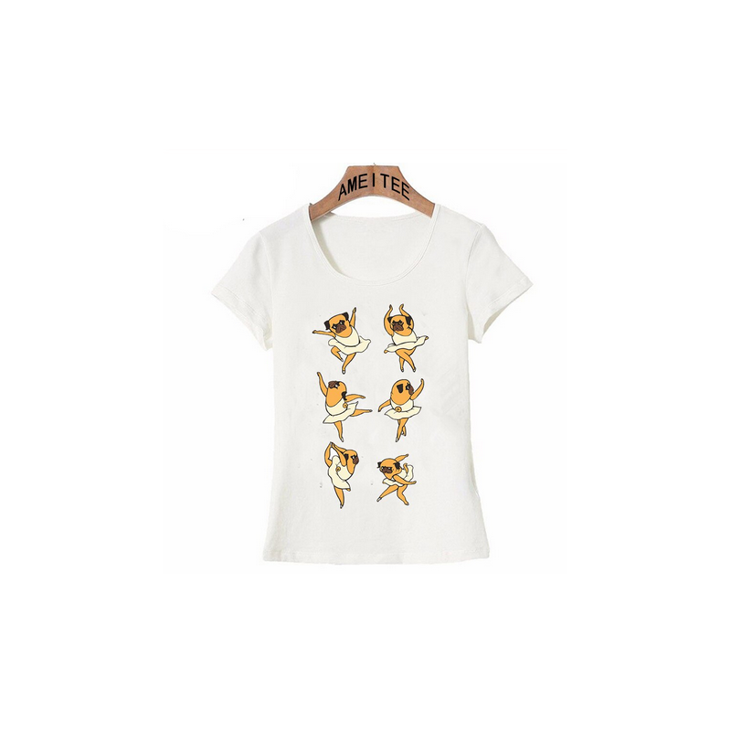 T-Shirt Cagnolina Ballerina